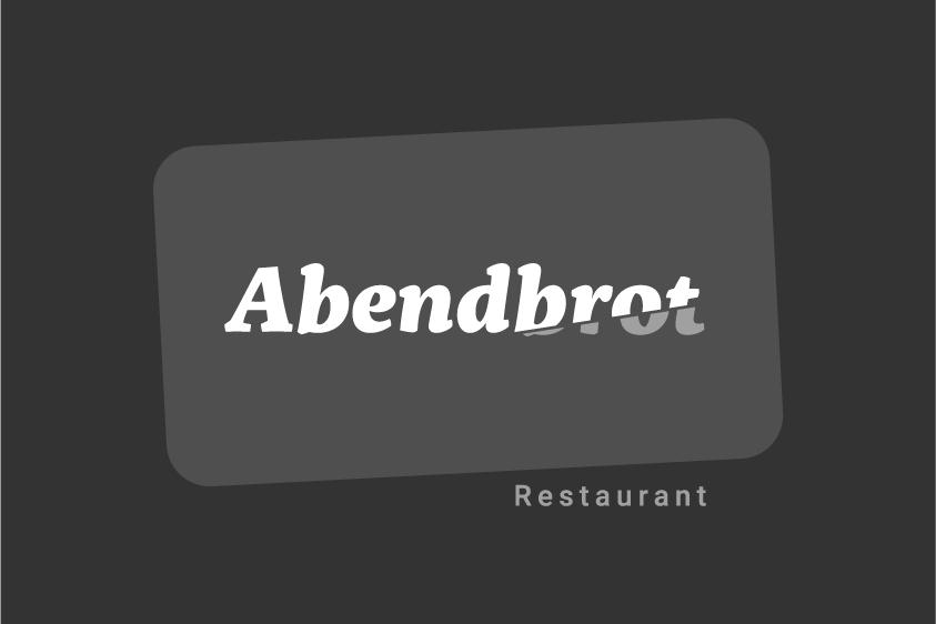 Logo_Abendbrot-graustufen